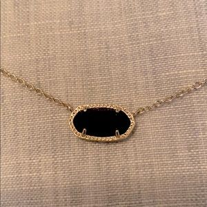 Kendra Scott, Elisa gold pendant necklace